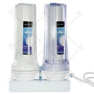 تصفیه آب خانگی دو مرحله
