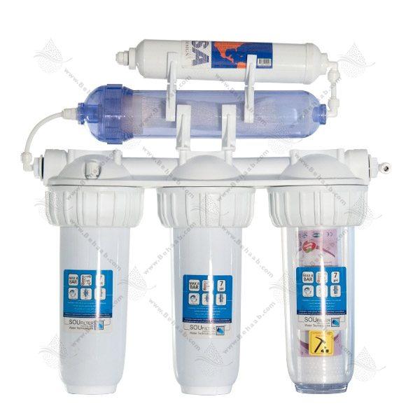 تصفیه آب خانگی UF 5 مرحله