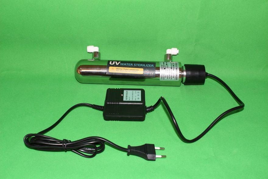 فیلتر UV تصفیه آب خانگی